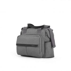 Inglesina Dual Bag Τσάντα-Αλλαξιέρα Aptica Kensington Grey