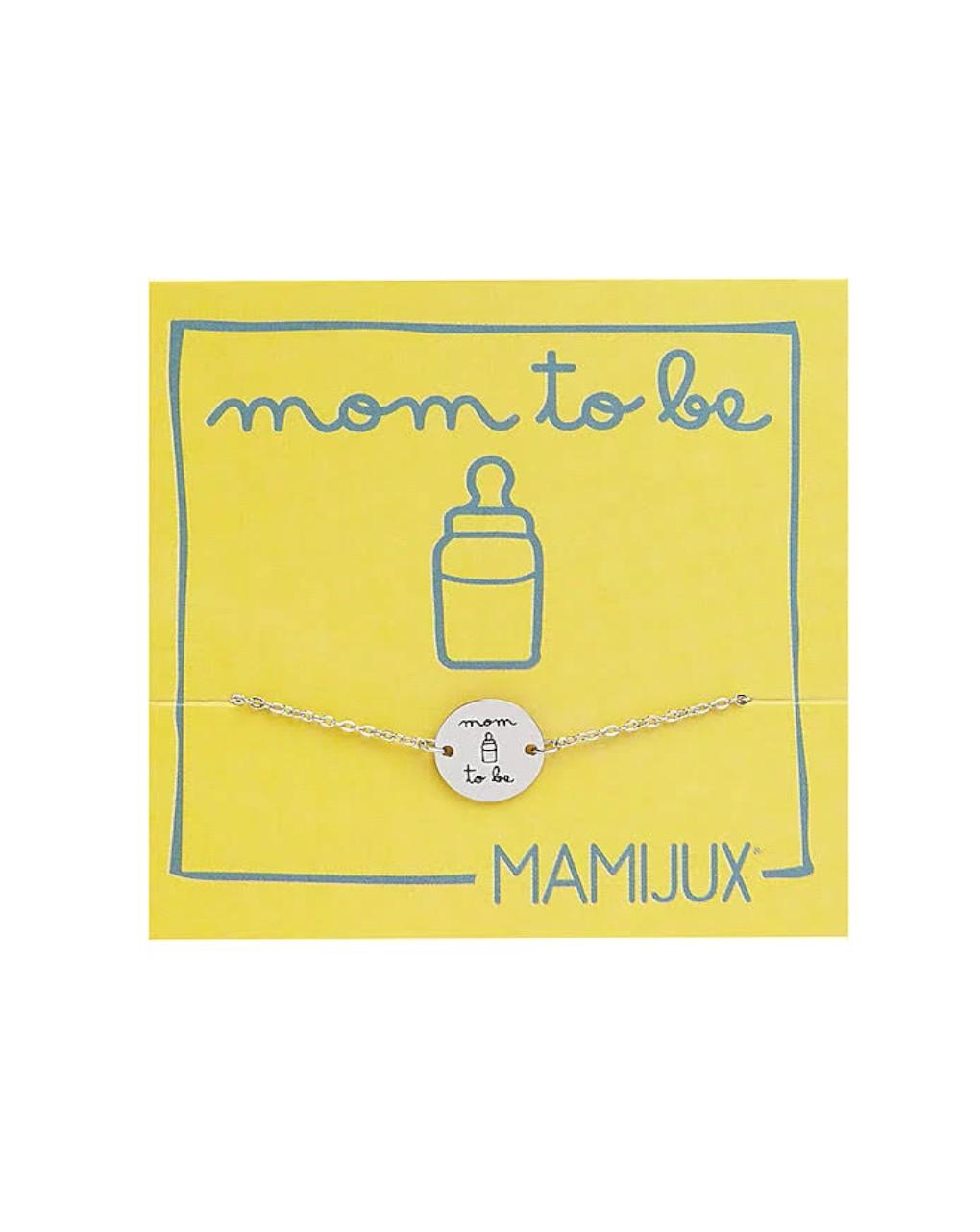 Mamijux Βραχιόλι Mom To Be Σχέδιο Μπιμπερό