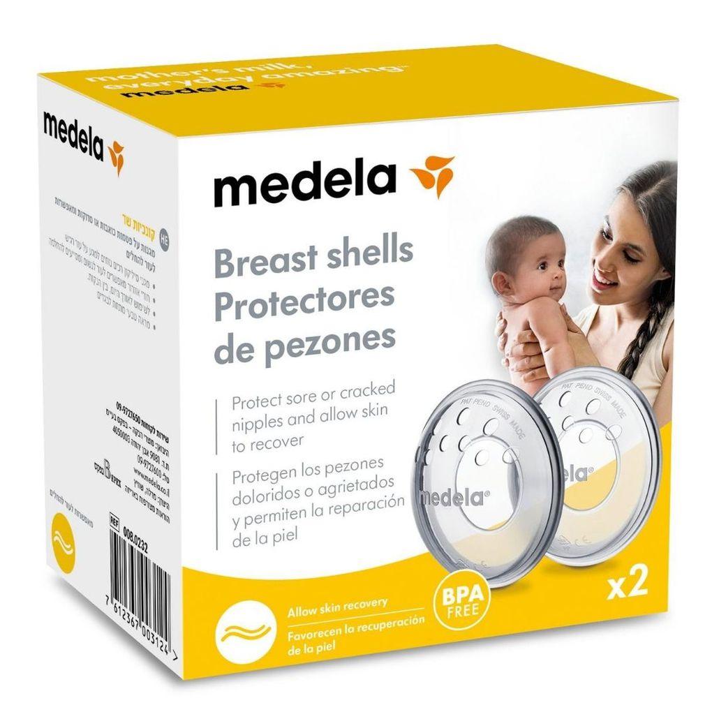 Medela Προστατευτικά θηλών Breast Shells