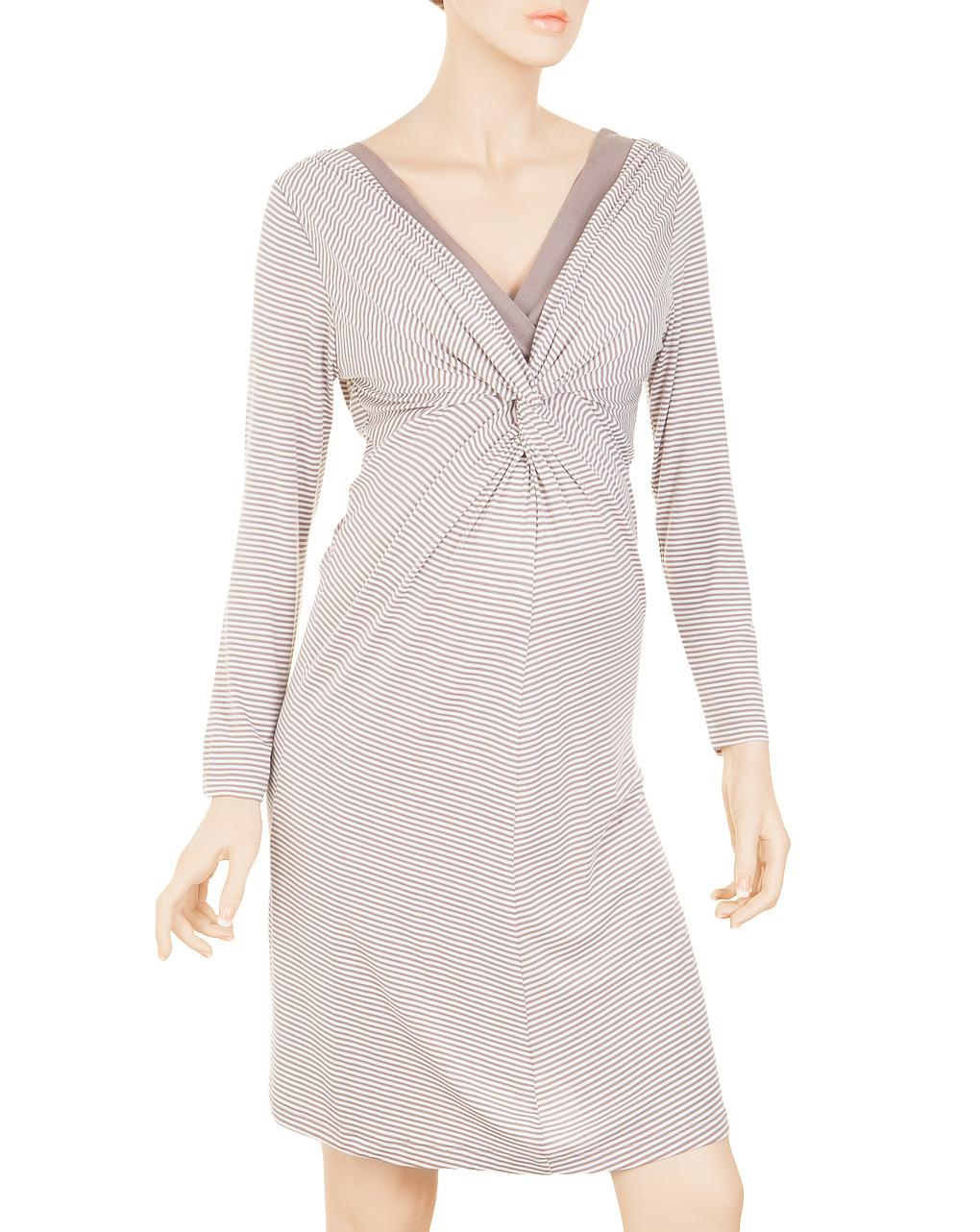 Γυναικείο Φόρεμα με Ρίγες