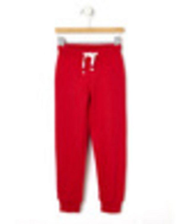 Παντελόνι Φόρμας Κόκκινο Μεγ.8-9/9-10 ετών για Αγόρι