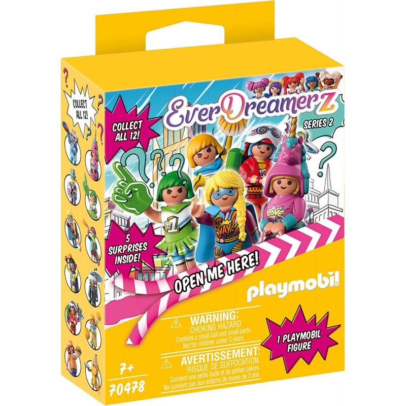 "Playmobil Everdreamerz Surprise Box ""Comic World"" 70478"