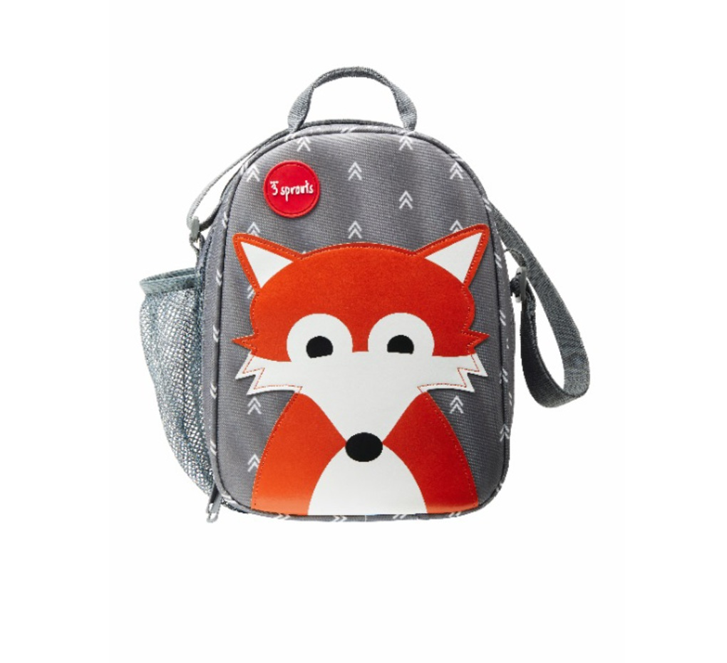3Sprouts Lunch Bag Fox