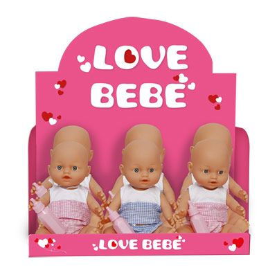 Love Be'be' Little Babies