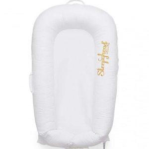 Sleepyhead Βρεφικό Μαξιλάρι Φωλιά Deluxe Pristine Λευκό