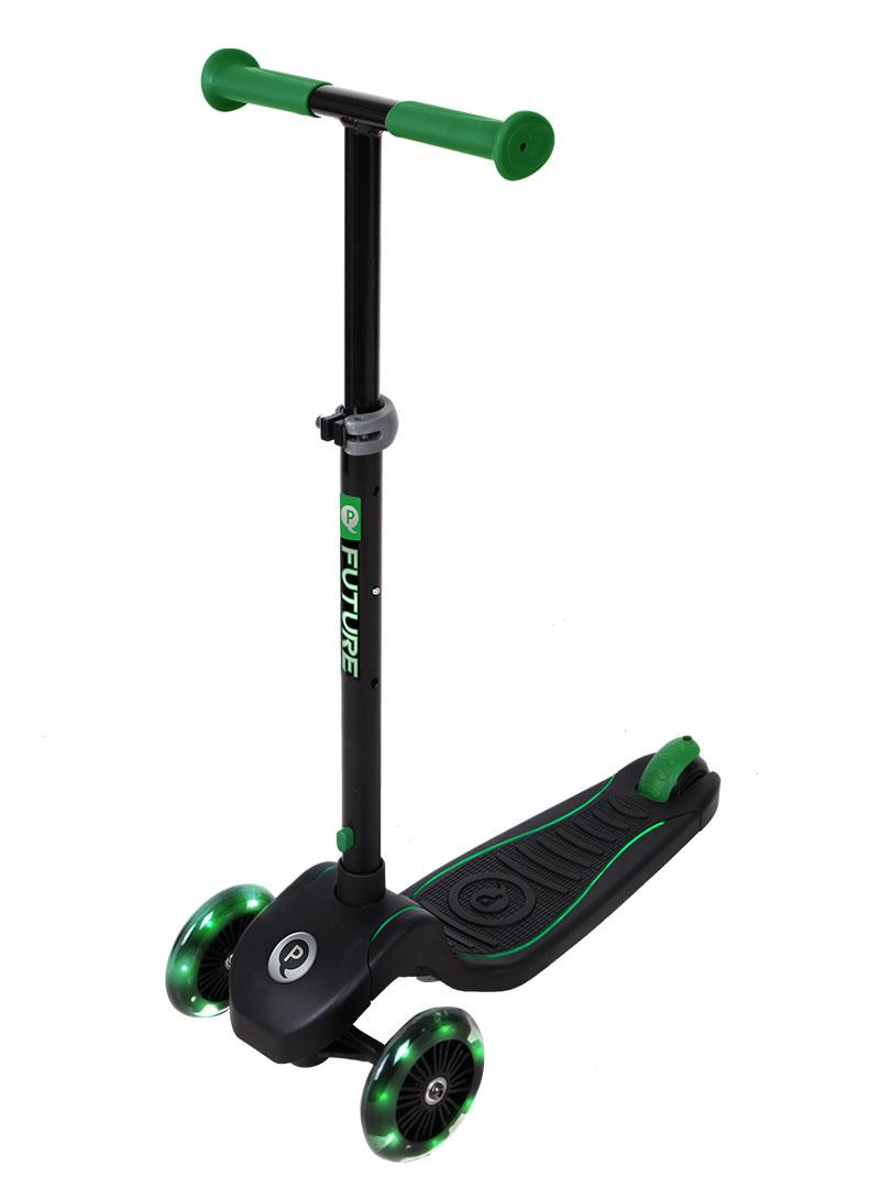 QPlay Future Scooter Πατίνι Πράσινο 01-1212056-02