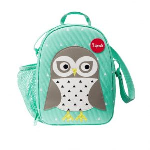 3Sprouts Lunch Bag Owl