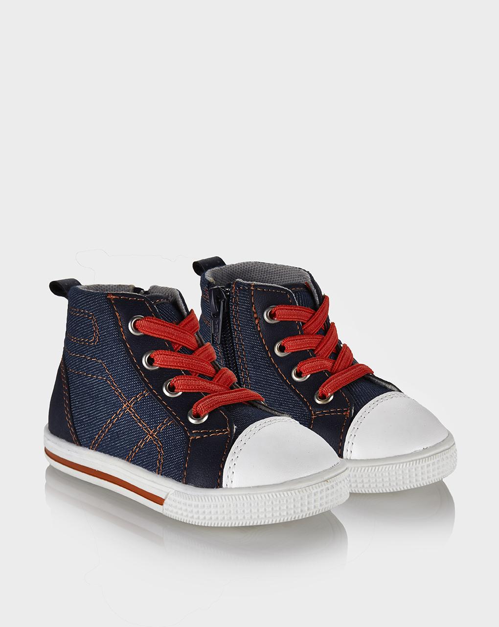 Sneakers Denim για Αγόρι