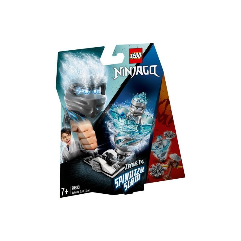 LEGO Ninjago Σπιντζίτσου Σλαμ - Ζέιν 70683
