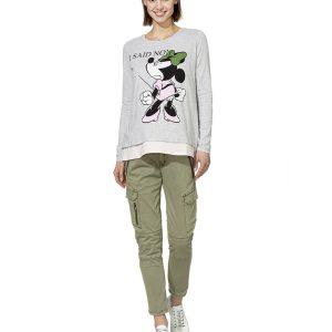 Γυναικείο T-shirt με Στάμπα Minnie