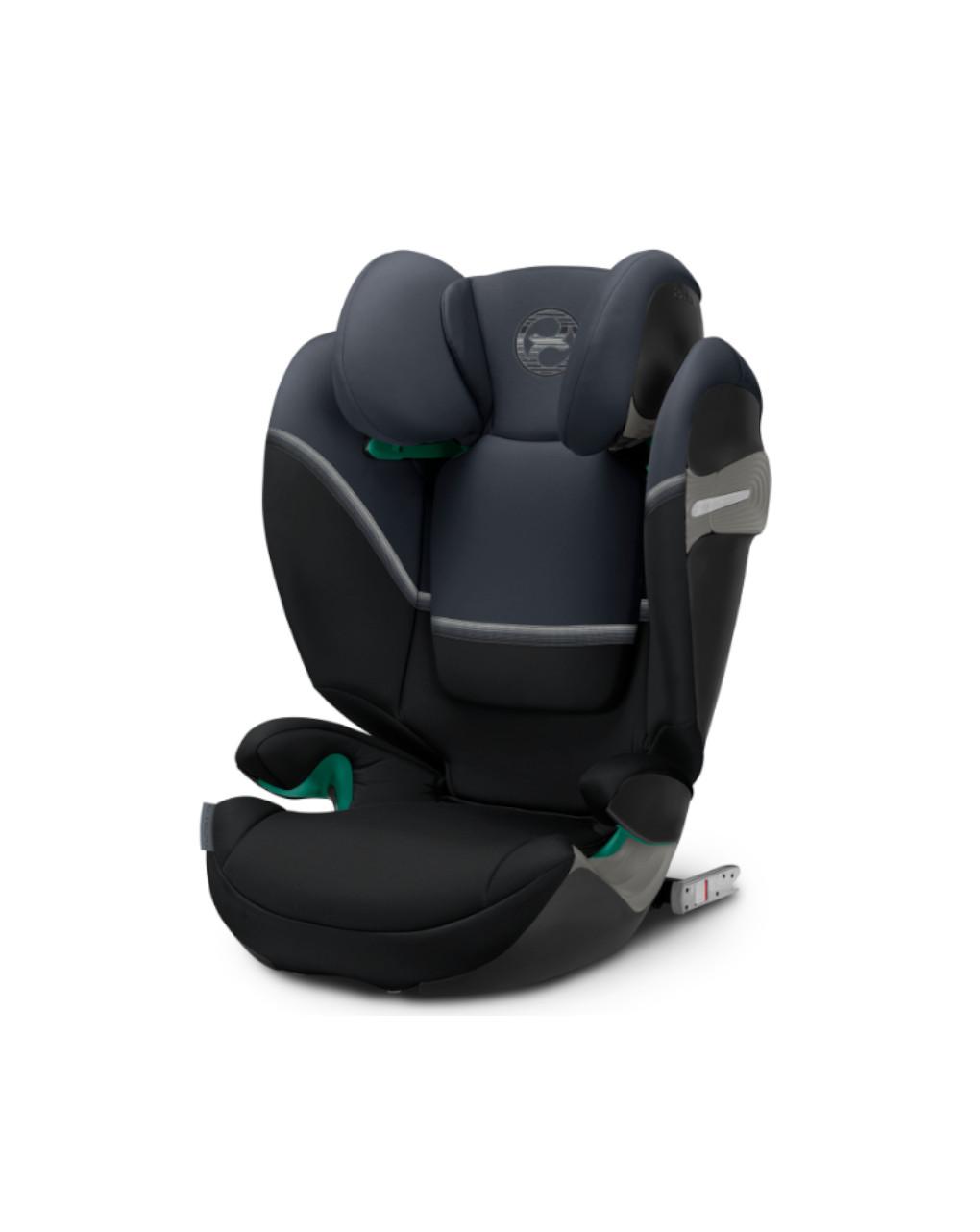 Cybex Κάθισμα Αυτοκινήτου Solution S i-Fix,Granite Black