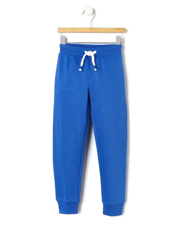 Παντελόνι Φόρμας Μπλε για Αγόρι