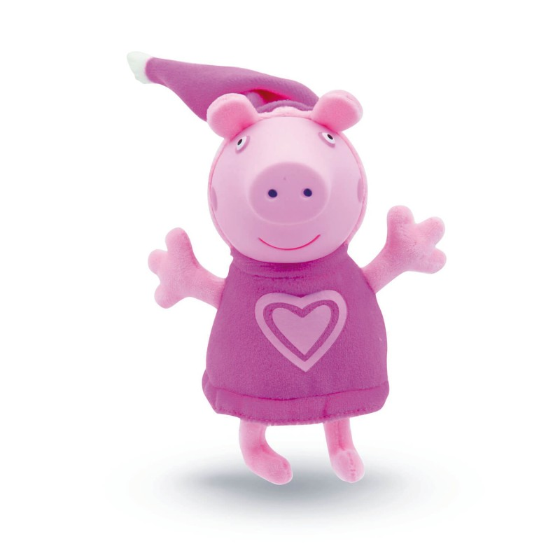 Peppa Pig Φωτεινά Φιλαράκια - Glow Friends - 2 Σχέδια GLE00110