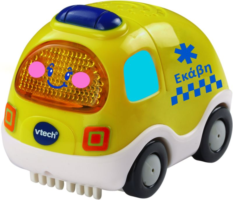 VTECH Τoot-Τoot Aσθενοφόρο 80-119710