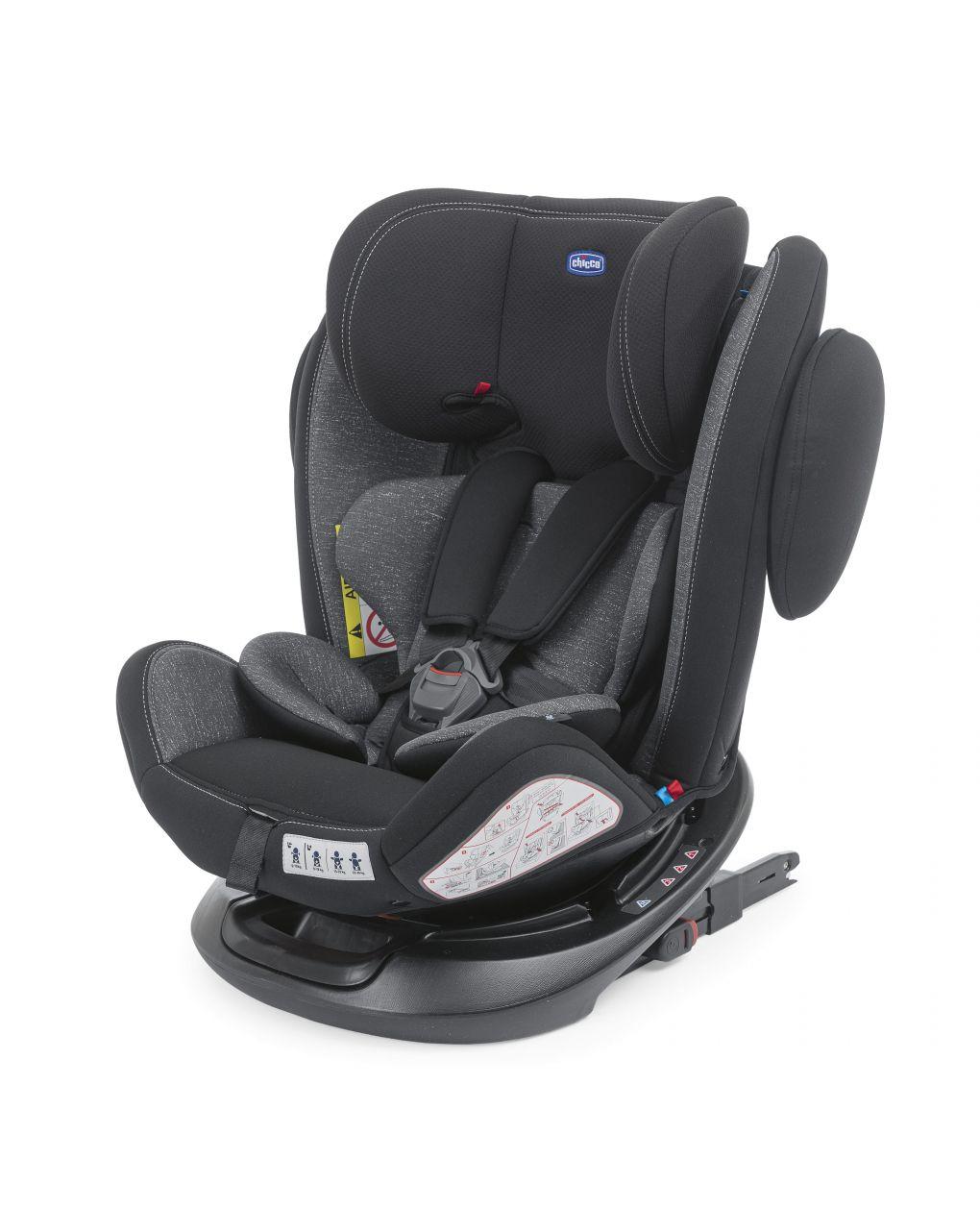 Chicco Κάθισμα Αυτοκινήτου Unico Plus (Group 0_1 _2_3) Ombra