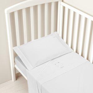 Σετ για κρεβάτι 3 τεμ. λευκό