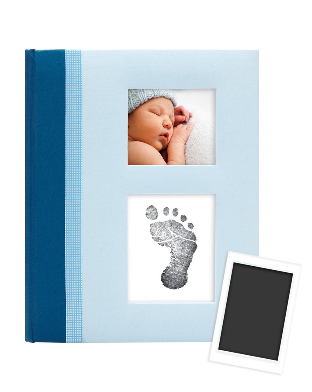 Pearhead Chevron Baby Memory Άλμπουμ Μπλε