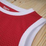 Αμάνικο Μπλουζάκι Jersey με Διάτρητο Ένθετο για Αγόρι