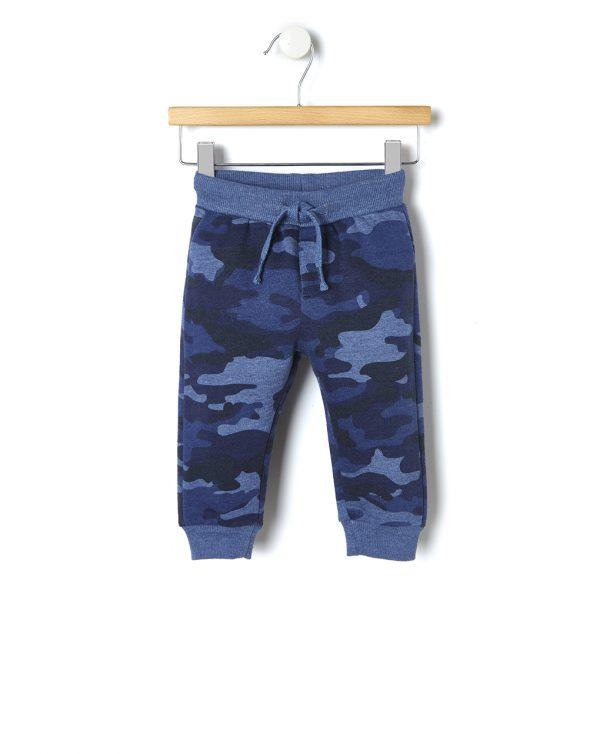 Παντελόνι Φόρμα με Σχέδιο Παραλλαγή για Αγόρι