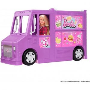 Barbie Fresh N Fun Food Truck Καντίνα GMW07