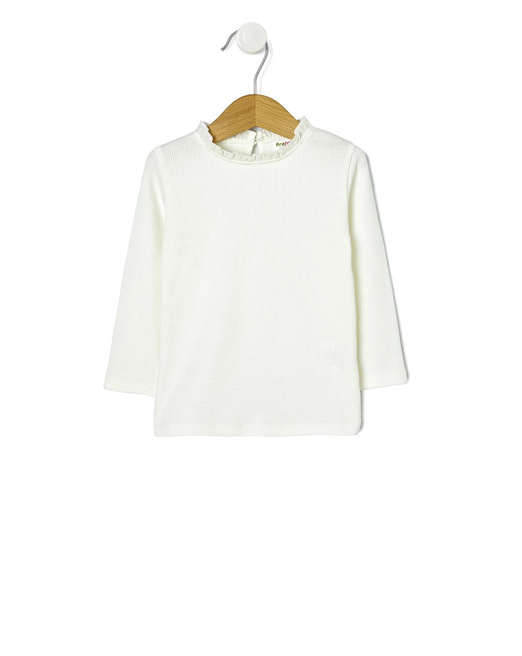 T-shirt Λευκό για Κορίτσι