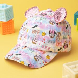 Καπέλο Baseball με Minnie για Κορίτσι