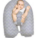 Grecostrom Μαξιλάρι Θηλασμού κι Εγκυμοσύνης Standard Maze Blue