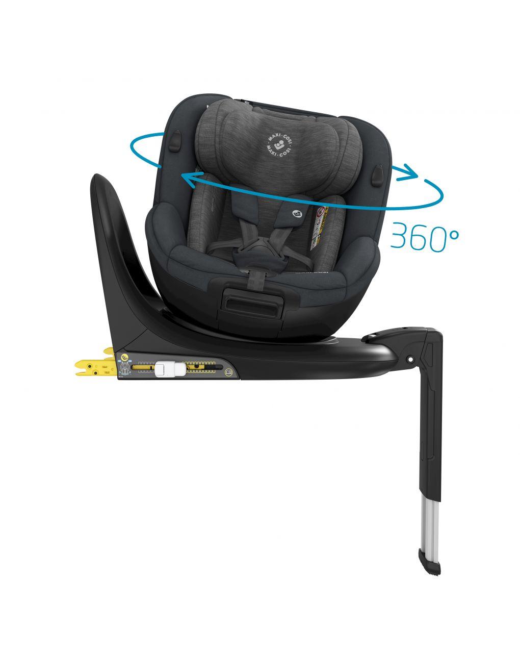 Maxi Cosi Κάθισμα Αυτοκινήτου Mica Authentic Graphite