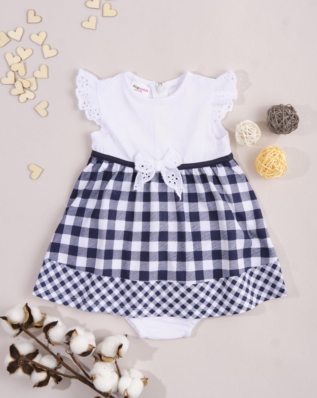 Φόρεμα Καρό για Κορίτσι