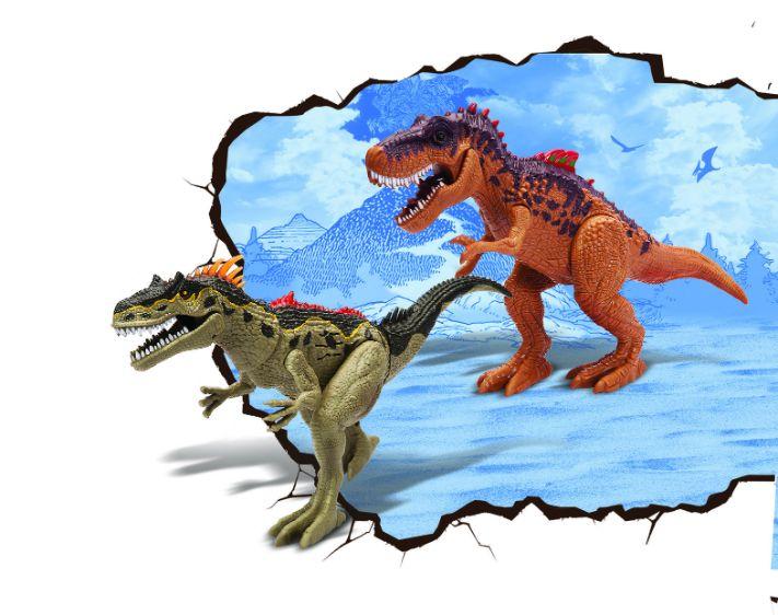 Mega Playset Δεινοσαύρων