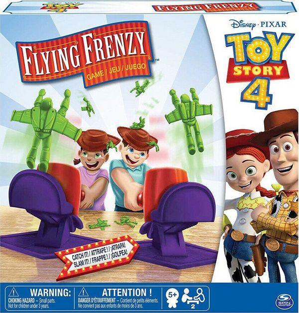 Toy Story  4 Επιτραπέζιο Καταπέλτη 6052360
