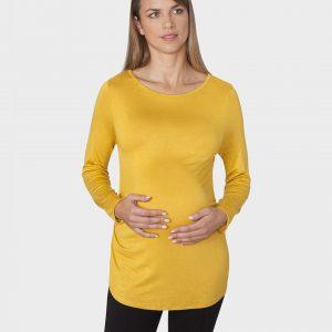 Γυναικεία Μπλούζα Κίτρινη