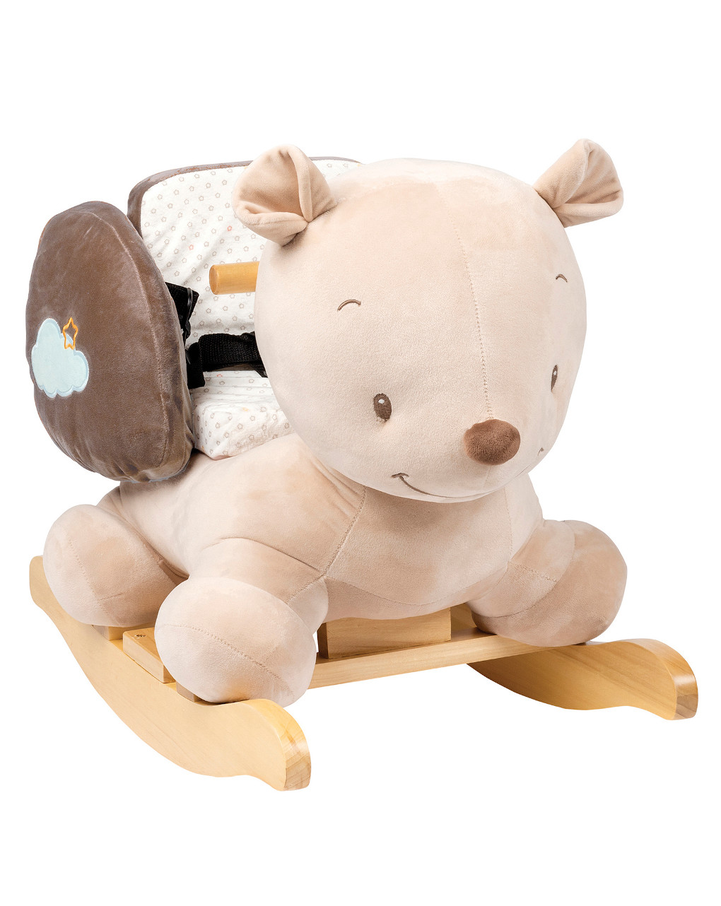 Nattou - Κουνιστό Ζωάκι Αρκουδάκι