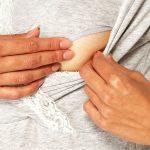 Γυναικεία Πιτζάμα θηλασμού με δαντέλα