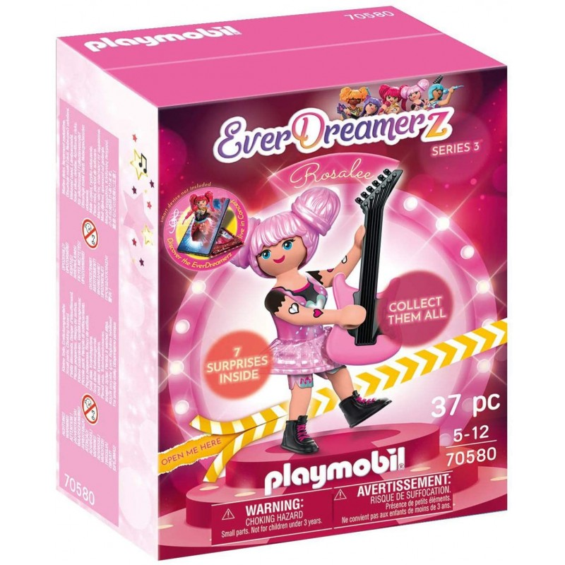 Playmobil Everdreamerz Rosalee - Μουσικός Κόσμος 70580