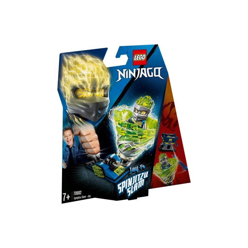 LEGO Ninjago Σπιντζίτσου Σλαμ - Τζέι 70682