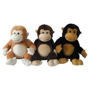 Ami Plush Μαϊμού 3 Χρώματα