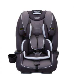 Graco Kάθισμα Αυτοκινήτου Slimfit Iron Oμ.0+/1/2/3