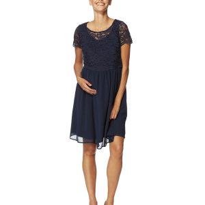 Γυναικείο Φόρεμα Θηλασμού Μπλε