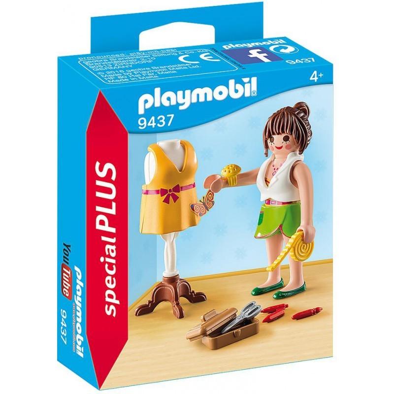 Playmobil Special Plus Σχεδιάστρια μόδας 9437