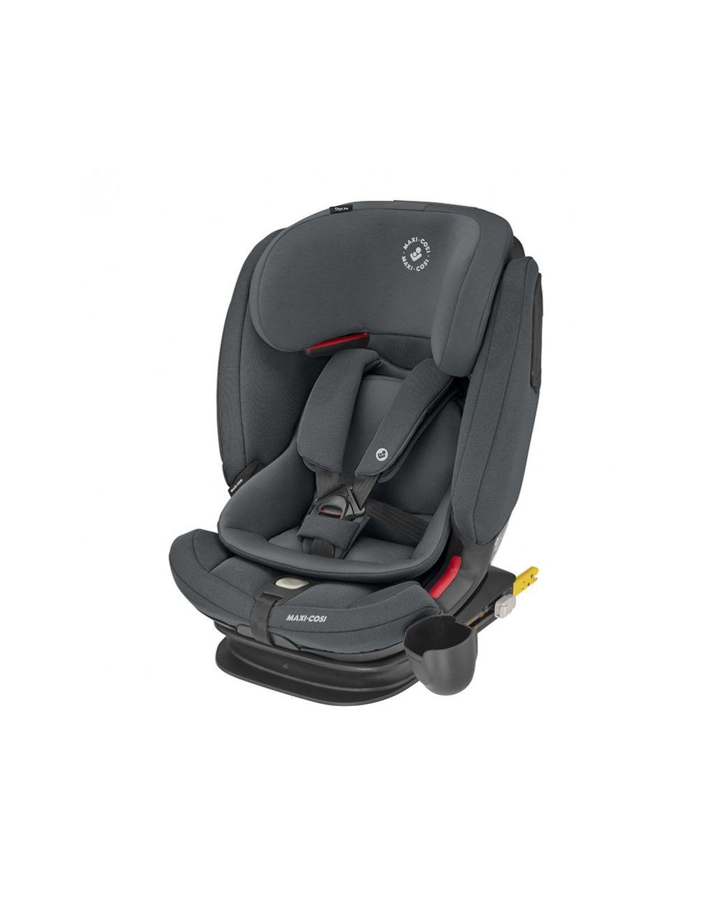 Maxi-Cosi Κάθισμα αυτοκινήτου Titan Pro Authentic Graphite Ομ.1-2-3