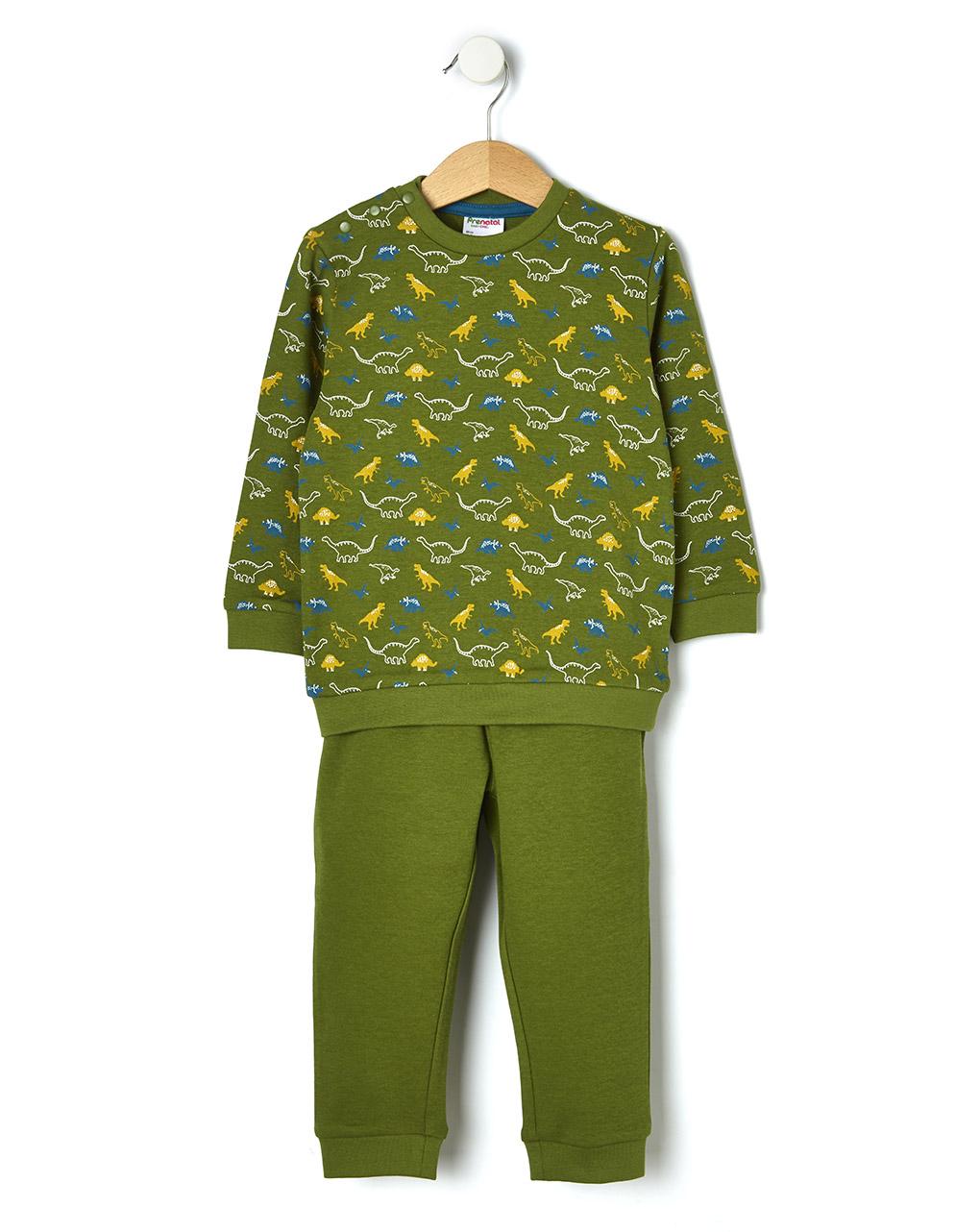 Πιτζάμες με δεινόσαυρους