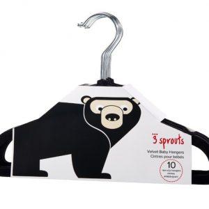 3Sprouts Kρεμάστρες Bear (set of 10)