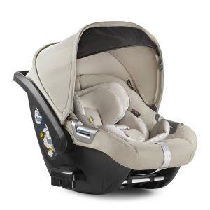 Inglesina Βρεφικό Κάθισμα Αυτοκινήτου  Darwing I-Size Cashmere Beige 0-13kg