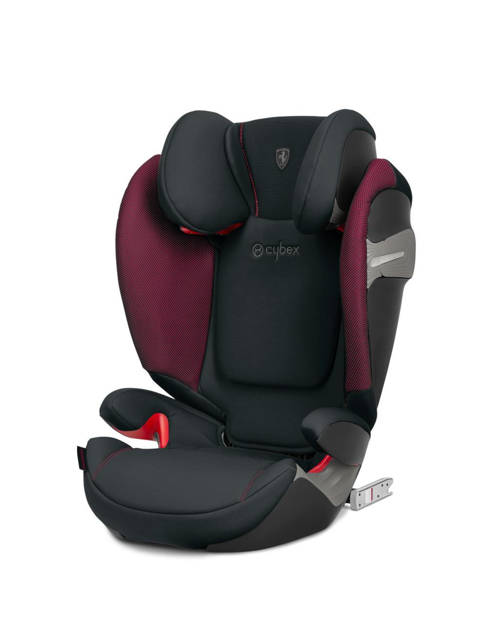 Cybex Κάθισμα Αυτοκινήτου Solution S-Fix, 15-36 Kg Victory Black