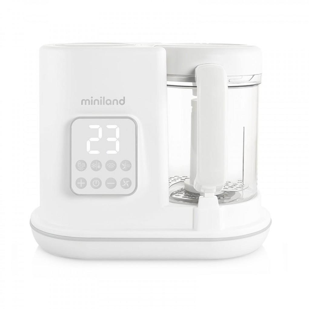 Miniland Μπλέντερ-Ατμομάγειρας Chefy 6
