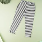 Παντελόνι Jersey Ριγέ για Κορίτσι