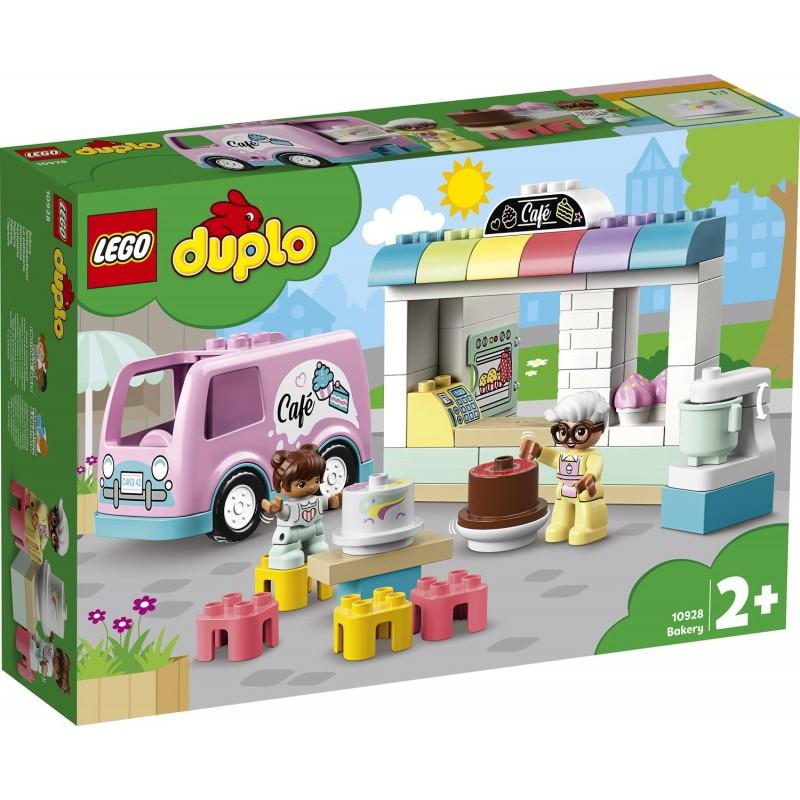 LEGO DUPLO Town Ζαχαροπλαστείο 10928