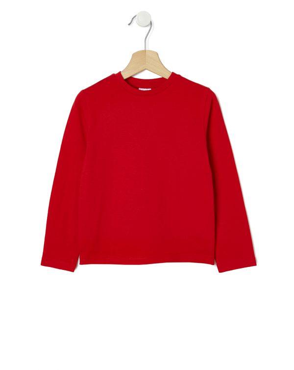 T-shirt Κόκκινο Μεγ.8-9/9-10 ετών για Αγόρι