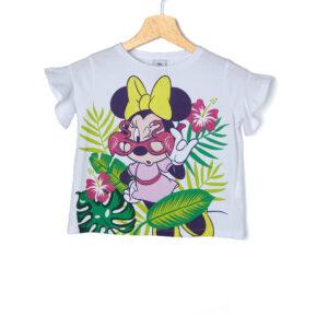 T-shirt Jersey Minnie για Κορίτσι
